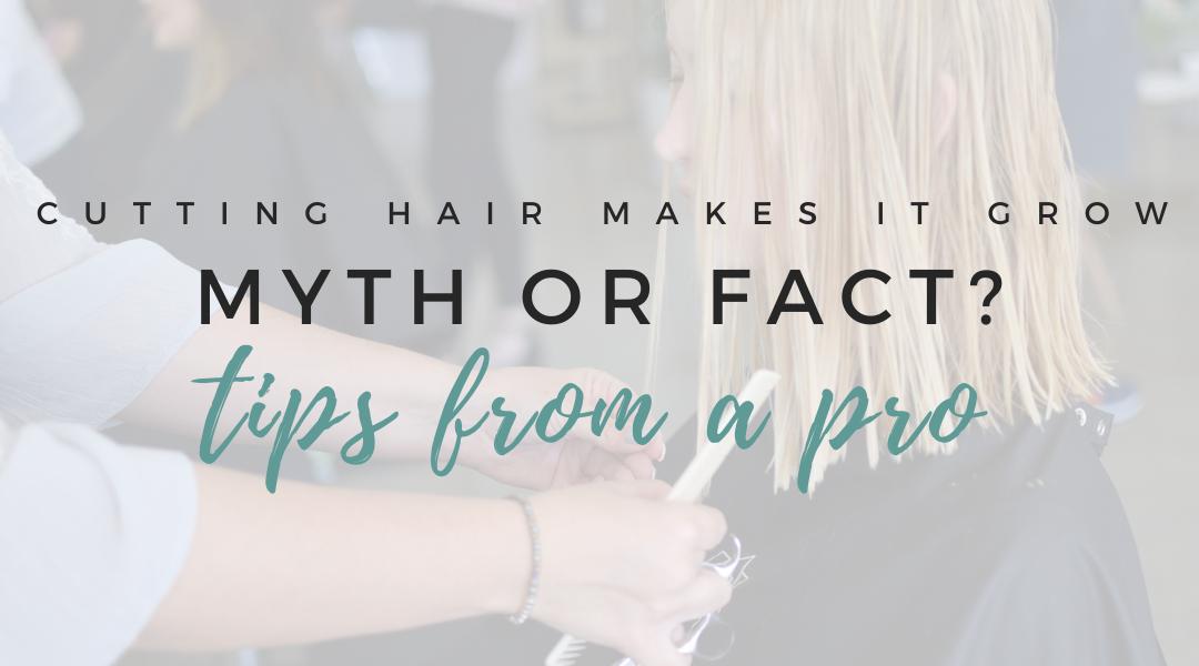 Haircuts And Hair Growth